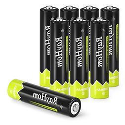 RayHom AAA Rechargeable Batteries 1100mAh Ni-MH Battery