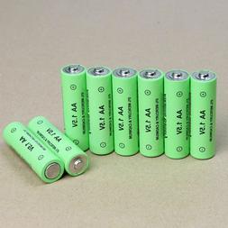 Alkaline AA /  AAA 1.5V Rechargeable Battery
