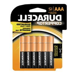 Duracell Alkaline Battery Size Aaa Boxed Pack / 12