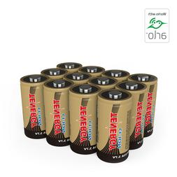 Arlo Certified: Tenergy 3.7V Li-ion Rechargeable Battery for