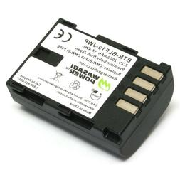 Wasabi Power Battery for Panasonic DMW-BLF19 and Panasonic L