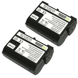 Wasabi Power Battery for Nikon EN-EL15