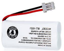 JustGreatDealz Battery BT-1021 BT1021 BBTG0798001 for Uniden