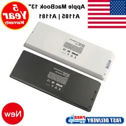 "Battery for Apple 13"" MacBook A1185 Li-ion 10.8V - 55 Wh Rec"