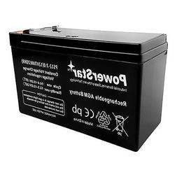 Battery for Universal ALARM CONTROL SYSTEM 12 volt 12 v 7ah