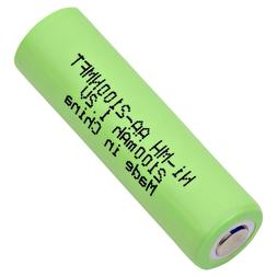 Battery Nickel Metal Hydride  AA Cell 2100 mAh