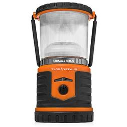 Blazin' Bison Battery LED Rechargeable Lantern | 500 Hour Ru