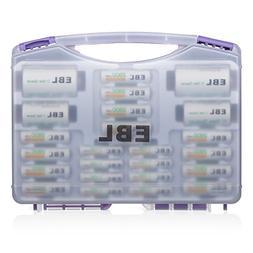 EBL Battery Sets 01 - EBL AA 2800mAh Rechargeable Batteries