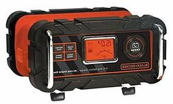 Black Decker BC15BD 15 Amp Bench Battery Charger with Engine