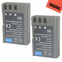 BM Premium 2 Pack of BM Premium EN-EL9, EN-EL9A Batteries fo