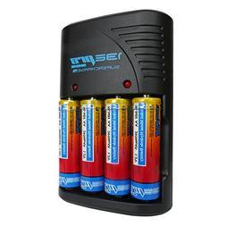 I3ePro BP-SCH1 Supercharge Ni-MH AA AAA 9V Rechargeable Batt