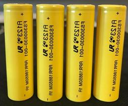 "Brand New ""4""  A123  3.2V 18650 1100mAh Lifepo4 Lithium Rech"