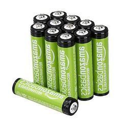 Brand New AmazonBasics AAA Rechargeable Batteries  - Packagi
