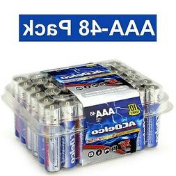 Brand New ACDelco AAA Super Alkaline Batteries in Recloseabl