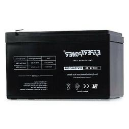 Brand New ExpertPower EXP12120 12 Volt 12 Amp Rechargeable b