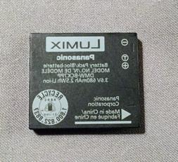 Brand New Genuine Panasonic Lumix Camera Battery DMW-BCK7PP