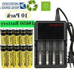 UltraFire BRC 3.7V Battery Li-ion Rechargeable Batteries For