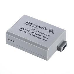 For Canon LP-E5 LPE5 Lithum Ion Rechargeable Battery Pack 7.