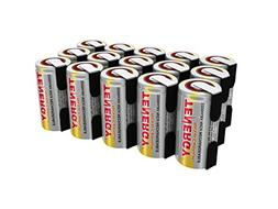 Tenergy 2200mAh Sub C NiCd Battery for Power Tools, 1.2V Fla
