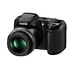 Nikon Coolpix L340 20.2 MP Digital Camera with 28x Optical Z