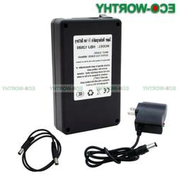 DC 12V 2800mAh Super Rechargeable Lithium-ion Battery Portab