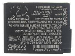 DMW-BLC12E  Battery for  Panasonic Lumix DMC-G7 Lumix DMC-FZ