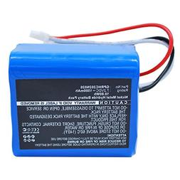 Exell EBVB-134 Ni-MH 7.2V Battery Fits iRobot 5200B, Braava