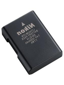 Nikon EN-EL14 Rechargeable Li-Ion Battery for Select Nikon D
