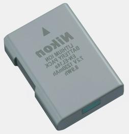 Nikon EN-EL14a Rechargeable Li-Ion Battery for Select Nikon