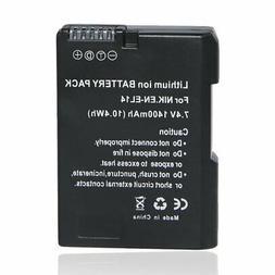 General Brand EN-EL14A Rechargeable Li-ion Battery for P7000