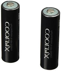 Nikon EN-MH2-B2 Ni-MH 2300mAh AA Rechargeable Batteries Set