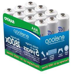 eneloop AAA 1800 cycle, Ni-MH Pre-Charged Rechargeable Batte