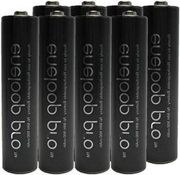 Eneloop Pro AAA 950mAh Min 900mAh High Capacity Ni-MH Pre-Ch