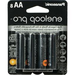 Panasonic eneloop pro AA Battery Pre-Charged Rechargeable Ba
