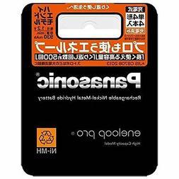 Panasonic Eneloop Pro High-End Model BK-3HCD/4 4pcs AA 2500m