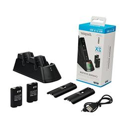 PDP Energizer 2X Charging System - Nintendo Wii