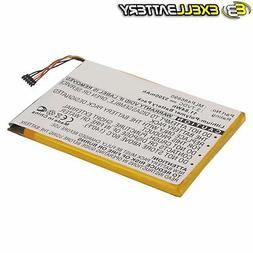 Exell Li-Polymer 3.7V Battery For VIEWSONIC Zoompad Tablets