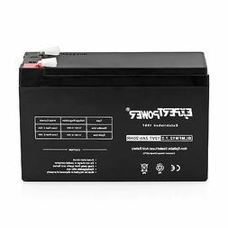 ExpertPower EXP1272 12V 7.2 Amp 7.2Ah Sealed Lead Acid Batte
