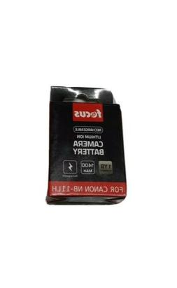 Focus Rechargeable Lithium Ion Camera Battery For Cannon NB-