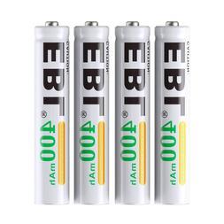 <font><b>EBL</b></font> AAAA <font><b>Batteries</b></font>,