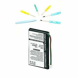 Garmin Nuvi Certified Replacement Battery w/ Tools, Recharge