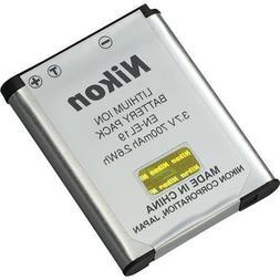 Nikon EN-EL19 Rechargeable Battery for Select Nikon Cameras