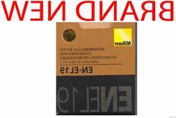 Genuine Nikon EN-EL19 Rechargeable Battery for CoolPix S100