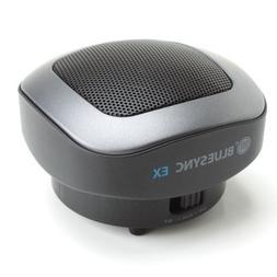 GOgroove BlueSYNC EX Portable Expanding Bluetooth Speaker w/