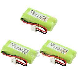 3x NEW Home Phone Battery for VTech BT166342 BT266342 BT1833