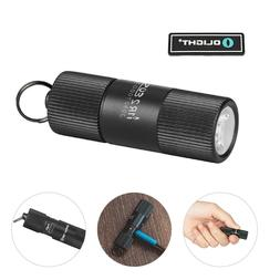 Olight I1R EOS 130 Lumens 2 Modes EDC USB Rechargeable LED K