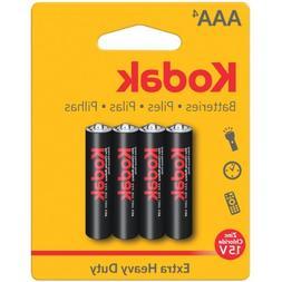 KODAK K3AHZ-4 30957350 Extra Heavy-Duty Carbon Zinc Batterie