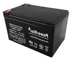 PowerStar Kid Trax 12 Volt 12 AH Rechargeable Replacement Ba