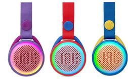 JBL Kids Bluetooth Speaker JR POP Waterproof Portable Blue R