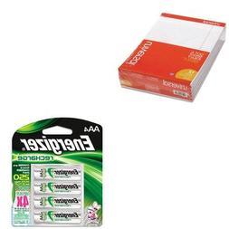 KITEVENH15BP4UNV20630 - Value Kit - Energizer e NiMH Recharg
